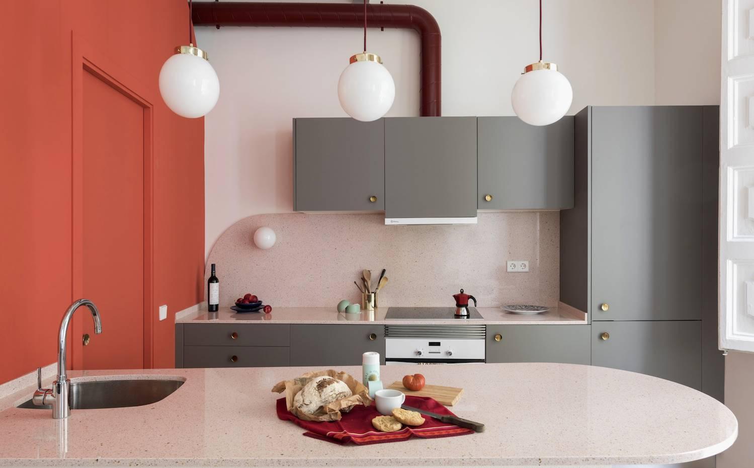 Apartamento Diseñado Por Estudio Casa 01 En Barcelona